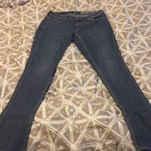 Ny and company blue jeans